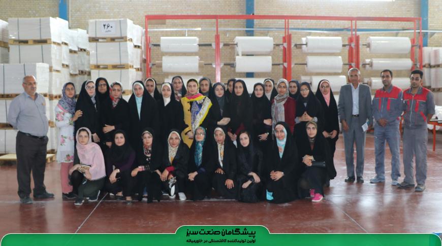 به مناسبت روز معلم بازدید مرکز آموزش عالی تریبت معلم کازرون