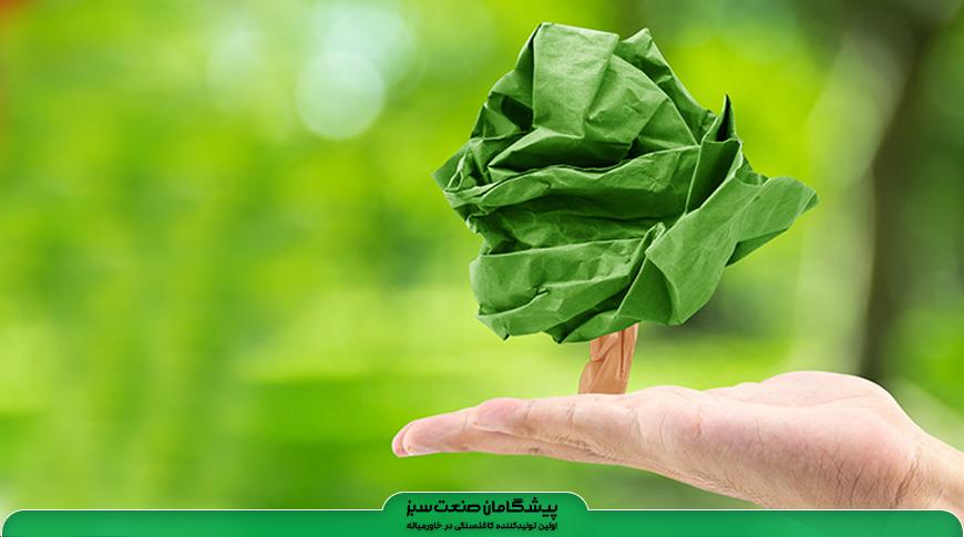 کاغذ سنگی تحولی بزرگ در صنعت کاغذسازی